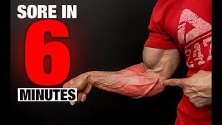 Ripped Forearms Workout (SORE IN 6 MINUTES!!) by ATHLEAN-X™