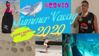 Summer Vacation 2020: Beach & Austin, TX