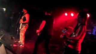 Defiant Scum - So What? [Cover Anti-Nowhere League, Live at Hidden Agenda, Dec 4, 2011]