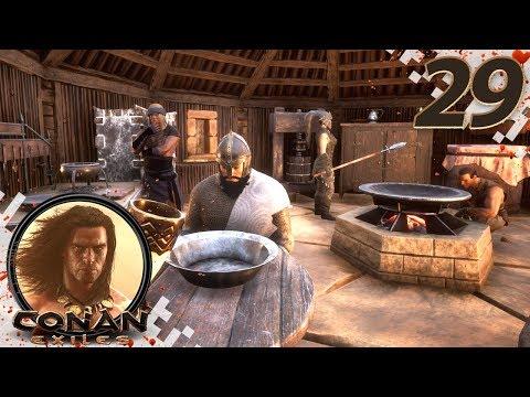Gameplay de Conan Exiles