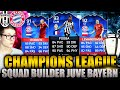 Download Video FIFA 16: CHAMPIONS LEAGUE SQUAD BUILDER (DEUTSCH) - FIFA 16 ULTIMATE TEAM - JUVE VS BAYERN!!