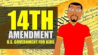 What is the 14th Amendment? (U.S. Government) The 14th Amendment & Black History