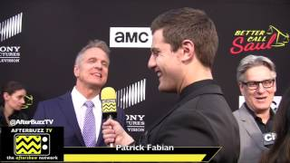 Patrick Fabian Interview   Season 3 Premiere   Better Call Saul