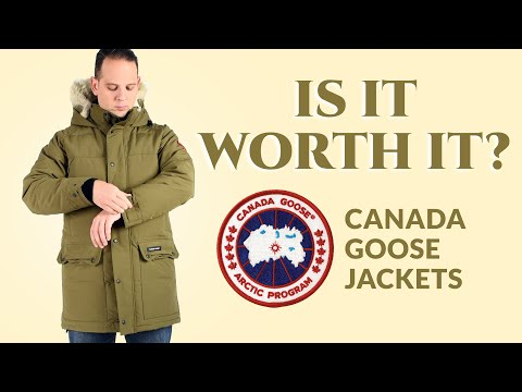 Canada Goose Parka Jackets Review - Is It Worth It?