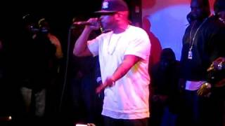 Styles P @ S.O.B.'s-Can You Believe It