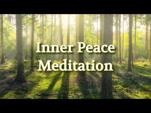 Inner Peace Meditation Meditation for Inner Peace | David ...