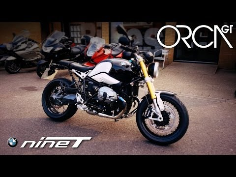 2014 BMW R nineT Test Ride & Review