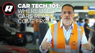 Car Tech 101: The secret life of used cars