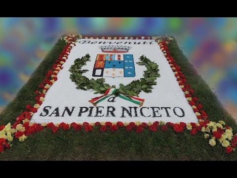 Infiorata del Corpus Domini a San Pier Niceto 2015
