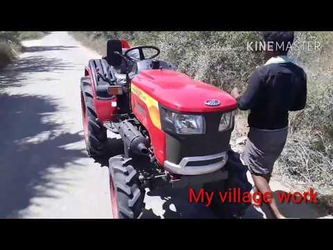 Mahindra jivo 245Di 4WD/ mini tractor/ 245 di jivo / my