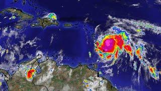 Caribbean islands brace for Hurricane Maria