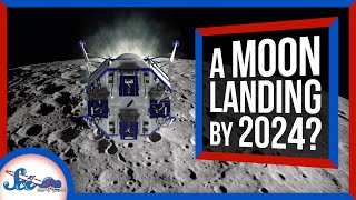 Meet Blue Moon: Blue Origins Lunar Lander | SciShow News