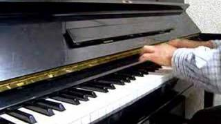 Barry Manilow If I should love again piano solo