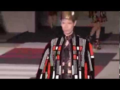 Paris Fashion Week Coverage: Alexander McQueen Spring 2014 Collection