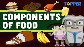 Components of Food | Class 6th Biology |