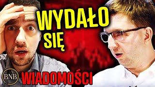 Morawiecki UKRYŁ PRAWDĘ o kryzysie! Teraz UCISZA Polaków (gość: Cezary Graf) | WIADOMOŚCI
