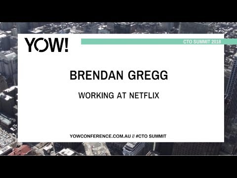 Working at Netflix video