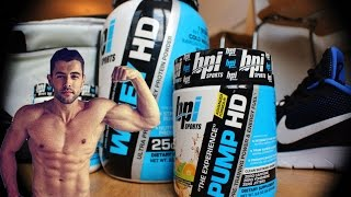30 Days Extreme Cut Challenge Supplements Review - BPI Sports