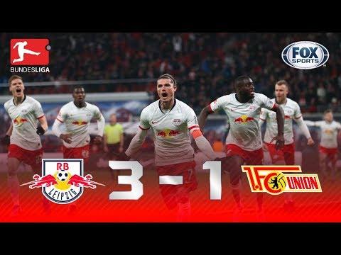 NOVO ARTILHEIRO NA ÁREA! Veja os melhores momentos de Leipzig 3x1 Unión Berlin