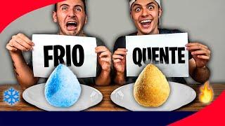 FRIO OU QUENTE 2 - Desafio