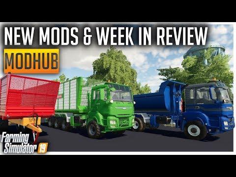 New ModHub mods, IT Runner, Duetz 7 Series as well as the
