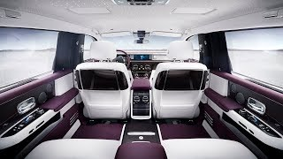 2018 Rolls Royce Phantom - INTERIOR