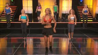 Workout of the Month: DWTS Samba Routine