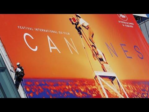 العرب اليوم - شاهد: الملصق الدعائي للنسخة الـ72 من مهرجان