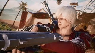 Marvel vs. Capcom Infinite - Day One Dante Combos