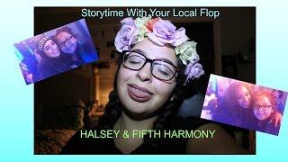 STWLF:I MET FIFTH HARMONY&WON HALSEY TICKETS