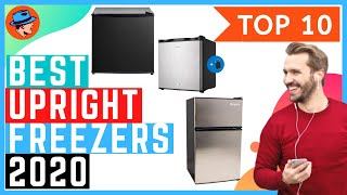 Best Upright Freezer For Garage 2020 - Top 10 Upright Freezers