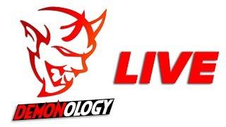 Demonology Live Q&A - Dodge Demon vs McLaren 720s