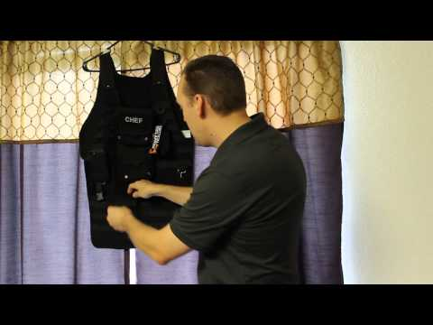 [Product Review] Tactical Chef Apron