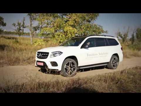 Mercedes Benz  Gls Class Внедорожник класса J - тест-драйв 4
