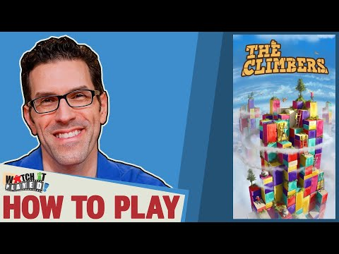 The Climbers - How To Play, by Watch It Played