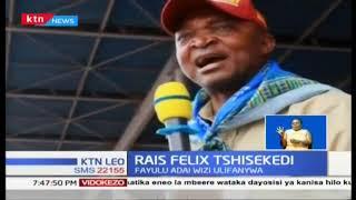 Felix Tshisekedi atangazwa Rais wa DRC; ambwaga Martin Fayulu