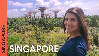 SINGAPORE Gardens By the Bay | You must visit this! 😍