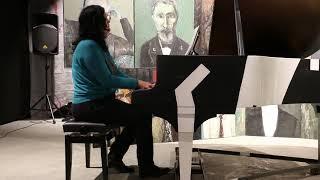 Maral Yakshieva - Theolonious Monk - Round Midnight
