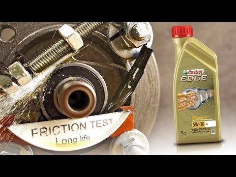 Castrol EDGE Titanium FST LL 5W30 Jak skutecznie olej chroni silnik?