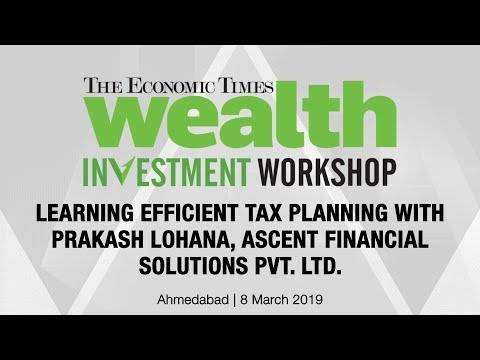 Learning Efficient Tax Planning with Prakash Lohana, Ascent Financial Solutions Pvt. Ltd.