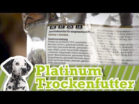Ausprobiert: Platinum Trockenfutter Iberico & Greens