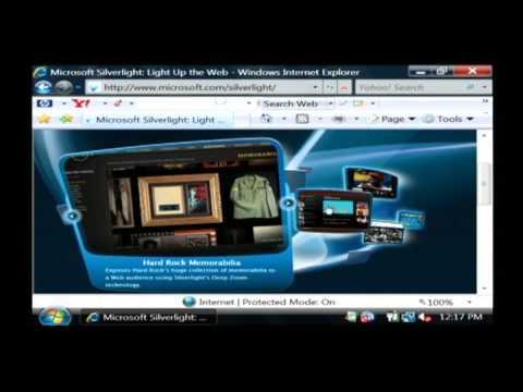 Silverlight su smart tv lg scarica