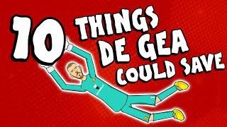Download Video 🧤10 THINGS DAVID DE GEA COULD SAVE🧤 (Spurs vs Man Utd 0-1 Parody Rashford) MP3 3GP MP4