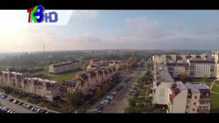 preview picture of video 'TKB - Bełchatów z lotu ptaka cz.3 - 31.10.2014'
