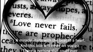 When love takes you in- Steven Curtis Chapman lyrics