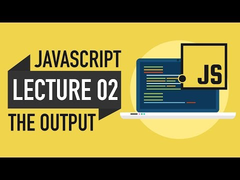 02 - JavaScript Output - Learn JavaScript in Urdu & Hindi