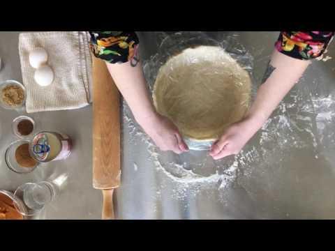 Make-Ahead Pumpkin Pie