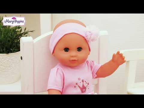 """Кукла Лили """"Позаботься обо мне"""", коллекция Корона."""