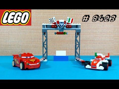 Vidéo LEGO Cars 8423 : World Grand Prix