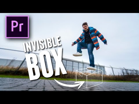 BEST INVISIBLE BOX Challenge EVER – Premiere Pro Tutorial